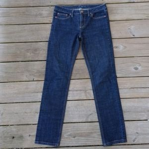 Marc Jacobs Chrissie 003 Low Rise Skinny Jeans